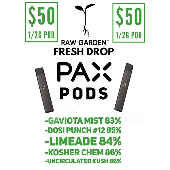 Raw-Garden-Pods